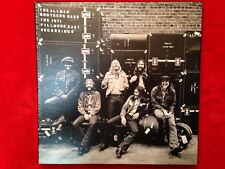 "Allman Brothers Band LPX4 ""1971 Fillmore East Recordings"" 200g Box Set 33rpm USA"