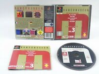 Namco Museum Vol 3 PS1 PlayStation 1 Complete PAL