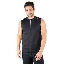 NonZero Gravity Men's Sauna Vest | Great for Home and Gym Workouts