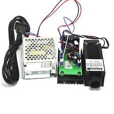 Focusable 850nm 800mW Ir Laser Dot Diode Module 0.8W w/Driver Ttl &12V 3A Power
