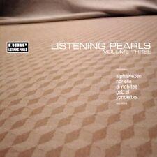 Listening Pearls 3 ALPHAWEZEN NOR ELLE DJ NOB TEE GEB:EL Q-POINT