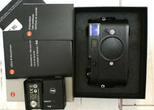 Leica M Monochrom CCD M9 Model 10760