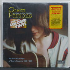 GRAM PARSONS 'Another Side Of This Life' Ltd. Edition GOLD Vinyl LP NEW/SEALED