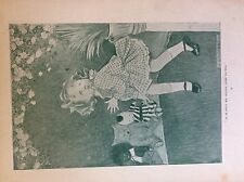 m17a ephemera 1920s book plate s b pearse it is only mr spider come to tea