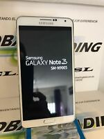 SAMSUNG GALAXY NOTE 3 SM-N9005 32GB  BLANCO PERFECTO ESTADO GRADO A IMPECABLE