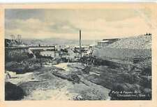 Chicoutimi Quebec Canada Pulp And Paper Mill Antique Postcard K16898