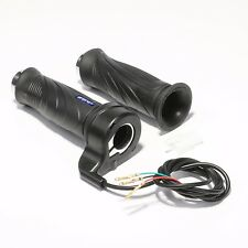 12V 24V 36V 48V Universal Black EBike Electric Scooter Twist Throttle Grip