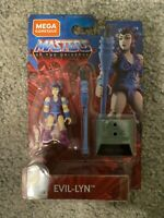 Mega Construx Masters Of The Universe EVIL-LYN Pro Builders Figure GNV31 NEW
