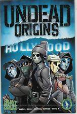 Hollywood Undead: Undead Origins #1 Heavy Metal Comics (2018) Rare