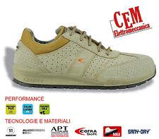 Scarpa antinfortunistica COFRA da lavoro estive BIKILA S1 P SRC scarpe Tg 39 46