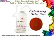 Esmalte Comestible | Esmalte confitería | Goma Laca | Decoración Pastel azúcar Artesanales | 50ML