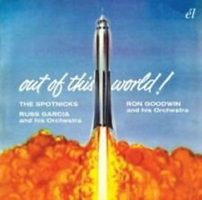 RUSS GARCIA/THE SPOTNICKS/RON GOODWIN (COMPOSER/CONDUCTOR) - OUT OF THIS WORLD N