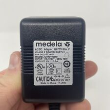 Genuine Medela Breast Pump AC Adapter Power Supply U090100D31 9207010 TESTED