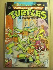 Teenage Mutant Ninja Turtles Adventures 1988 Mirage Archie 4th Print