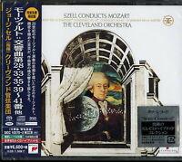 GEORGE SZELL-MOZART: SYMPHONIES NO. 28...-JAPAN ONLY 3 SACD HYBRID Ltd/Ed Q33