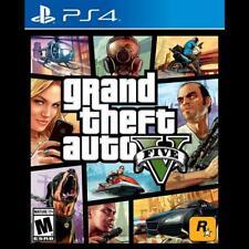 Ps4 Grand Theft Auto V Guc