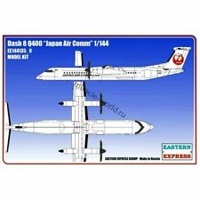 "Eastern Express 144135-8 Bombardier DHC-8 / Dash 8 Q400 ""Japan Air Comm"" 1/144"