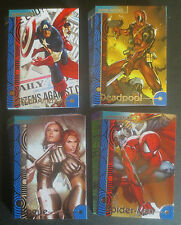 NEW 2013 MARVEL RETRO COMPLETE COMIC TRADING CARD SET , X MEN