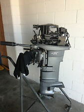 25hp Mercury Mariner Outboard Parts