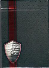 Verve Elan Rouge (Red) v1 Playing Cards / 1 NEW deck / RARE LTD HOPC Crown OOP