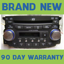 NEW 04 05 06 Acura TL Radio 6 Disc Changer CD DVD Player 1TB2 39100-SEP-A011