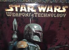"Star Wars ""Weapons & Technology"" 1999 Calendar ~ Use In  2021  ~Still Sealed NOS"