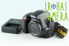 Nikon D3500 Digital SLR Camera #28838 E5