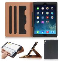 Magnetic Leather Smart Cover Case For Apple iPad, iPad Air,iPad Mini ,iPad Pro