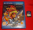 THE JAK AND DAXTER TRILOGY II 2 3 PS Vita PSVita Versione Italiana ○ USATO - BT
