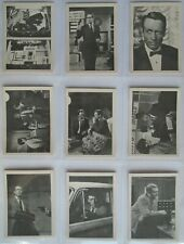 SOMPORTEX JOHN DRAKE DANGER MAN FULL SET *NM/M* 1965