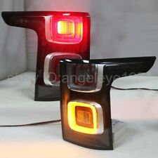 2013-2020 Year LED rear lights For Land Rover Range Rover SVA LED taillights