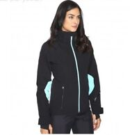 Spyder Women's Temerity Jacket with Removable Hood Size 8 Black