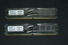 OCZ 2GB RAM (2x1GB)  - PC 6400 Platinum Edition XTC OCZ2P8002GK Dual CH