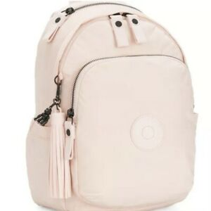Kipling Delia Backpack Feather Pink New With Tags Retail $149.00