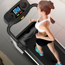 Folding Treadmill Electric Motorized Power Running Machine Jogging Fitness Home