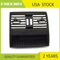 New Rear Center Console Fresh Air Outlet Vent Grille Grill Cover for BMW 5 F10
