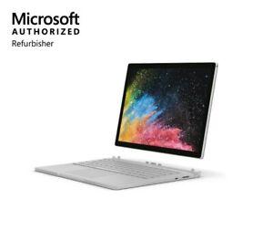 MICROSOFT SURFACE BOOK, i7 6600U, 2.6 Ghz, 8GB, 256GB NVMe, W10 PRO,1YR WTY