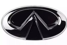 2014 2015 2016 2017 Infiniti Q50 Front Chrome Emblems With Housing 628664Hb0A