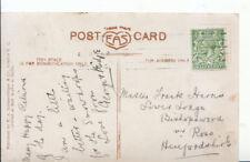 Genealogy Postcard - Harris - Bishopswood - Ross - Herefordshire - 3279A