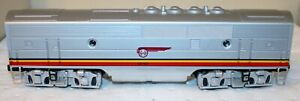 Lionel No. 18115 Santa Fe Non-Powered F3 B Unit !