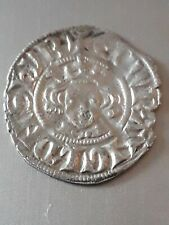 More details for lovely edward silver hammered long cross penny metal detecting