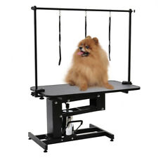 Large Dog Pet Grooming Bath Beauty Table H Bar Arm Noose  Hydraulic Heavy Duty