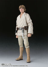 Star Wars S.H.Figuarts Luke Skywalker A NEW HOPE BANDAI