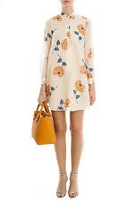 NEW Paul & Joe Paris Trolley Dress Size 38 Small Medium 4 6 Silk Made France