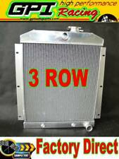 Aluminum Radiator 1947-1954 CHEVY PICKUP TRUCK INCLUDES TRANNY COOLER