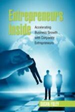 Entrepreneurs Inside - Good - Foley Dr, Susan - Hardcover