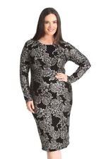 Damenblusen, - tops & -shirts aus Polyester mit Paisley in Größe 46