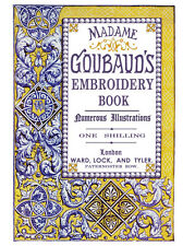 Madam Goubaud's Embroidery Book c.1838 - Early Victorian Era Embroidery Patterns