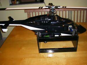airwolf hubschrauber Scale T-REX 600