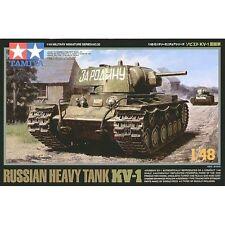Tamiya 32535 Russian Heavy Tank KV-1 1/48 scale plastic model kit